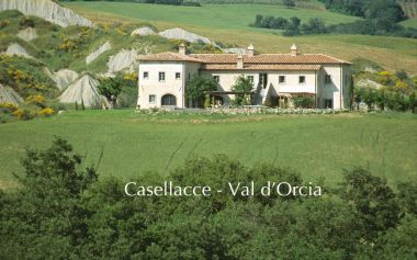 Casellacce - Val d'Orcia